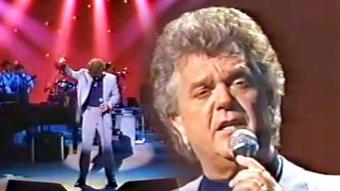 Conway Twitty – Fit To Be Tied Down and Goodbye Time (Live 1992) | Country Music Videos