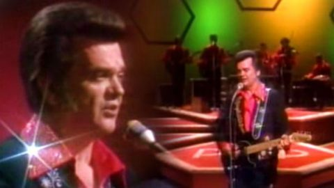 Conway Twitty – Georgia Keeps Pulling On My Ring (VIDEO) | Country Music Videos