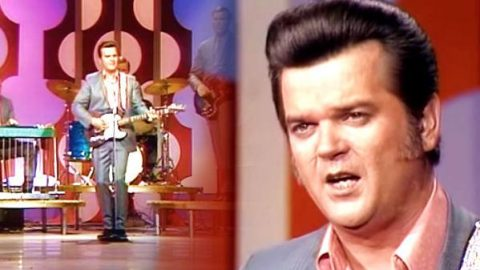 Conway Twitty – Hello Darlin' (Live The Johnny Cash TV Show 1971) | Country Music Videos