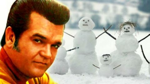 Conway Twitty – Snow For Johnny | Country Music Videos
