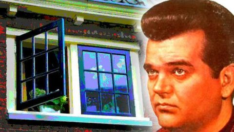 Conway Twitty – The Window Up Above   Country Music Videos