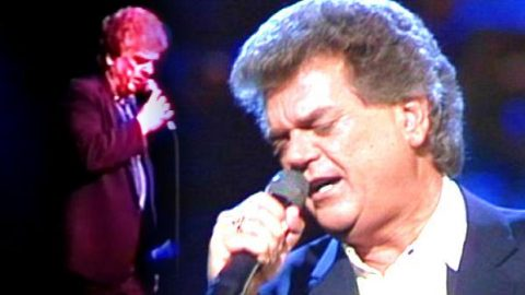 Conway Twitty – You've Never Been This Far Before (1992 Live) | Country Music Videos