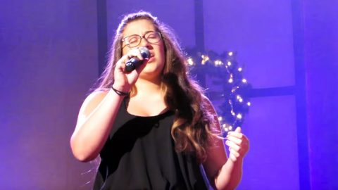 RARE: Vince Gill's Daughter, Corrina, Shares Passionate Solo Ballad | Country Music Videos