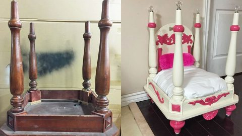 DIY: Transform An End Table Into The Cutest Dog Bed!   Country Music Videos