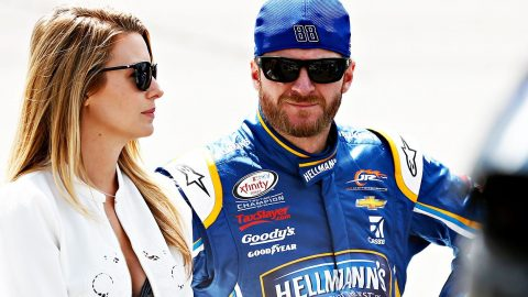 Dale Jr. Reveals His True Feelings About His Wife Driving The Pace Car | Country Music Videos