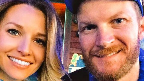 Dale Jr.'s Honeymoon Photos Prove He's On Cloud 9 | Country Music Videos