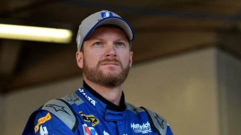 Dale Earnhardt Jr. Takes Side In Ongoing Feud Over Family Name | Country Music Videos