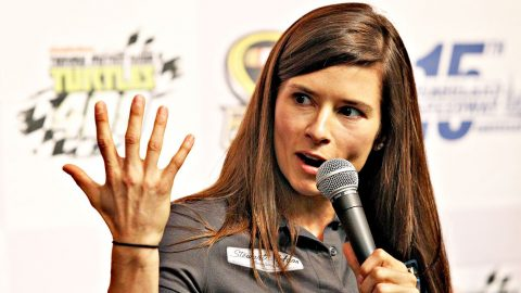 Danica Patrick Confesses She Only Owns One Car | Country Music Videos