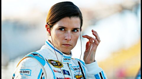 Danica Patrick Blindsides NASCAR With Partner For Final Race | Country Music Videos