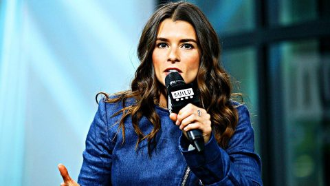 Danica Patrick Reveals Why She'd Help Ex Boyfriend At Race | Country Music Videos