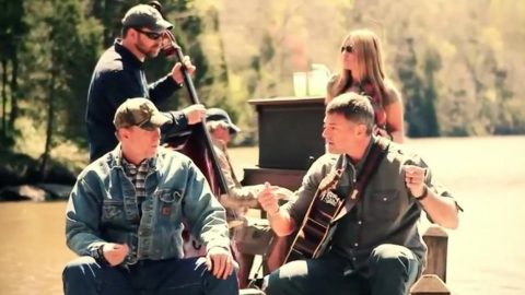 Country Star Sings Toe-Tapping Rendition Of 'Andy Griffith Show' Theme Song | Country Music Videos