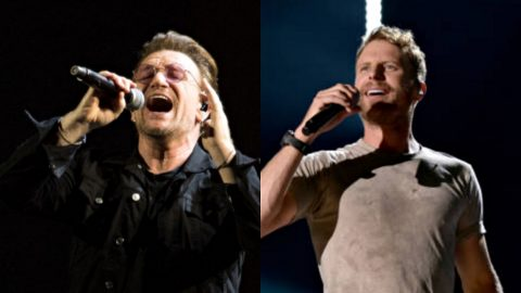 Legendary Rock Band Shocks Dierks Bentley With 'Drunk On A Plane' Cover | Country Music Videos