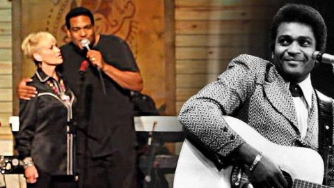 """Charley Pride's Son & Lorrie Morgan Deliver Beautiful Tribute With 'Kiss An Angel Good Mornin""""   Country Music Videos"""