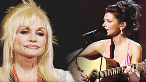 Dolly Parton Reacts To Shania Twain Singing Her Beloved Song | Country Music Videos