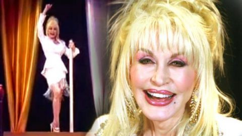 Dolly Parton – Baby I'm Burning (Live In Europe) (WATCH) | Country Music Videos