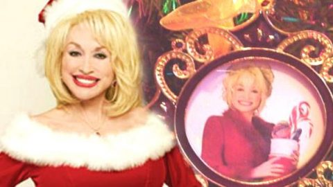 dolly parton christmas times a comin video