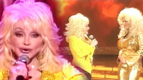 Dolly Parton – Here You Come Again (Live – Carrie Underwood – All Star Holiday Special) (VIDEO) | Country Music Videos