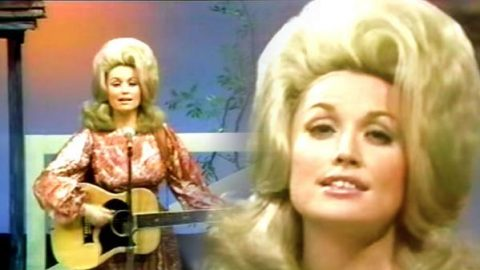 Dolly Parton – Just Because I'm A Woman | Country Music Videos