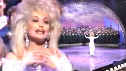 Dolly Parton – Put A Little Love In Your Heart (Live) | Country Music Videos