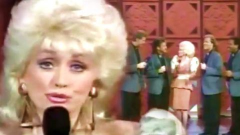 Dolly Parton – Shattered Image with Acapella on The Dolly Show 1987/88 | Country Music Videos