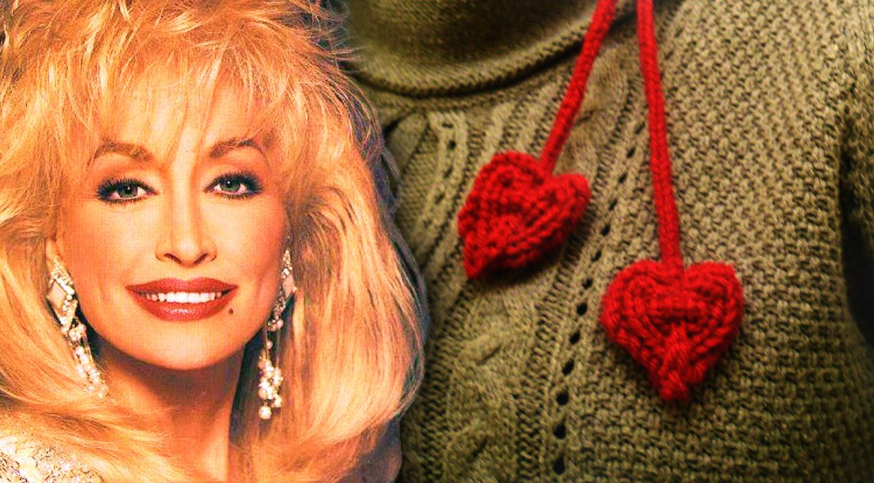 Dolly Parton  Tie Our Love In A Double Knot Video -2539