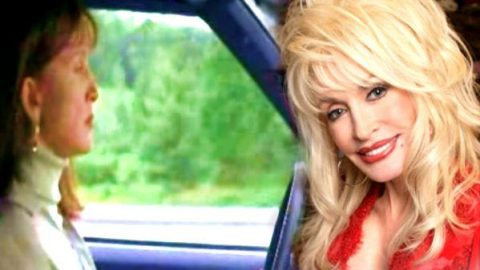 Dolly Parton – Travelin' Thru (VIDEO) | Country Music Videos