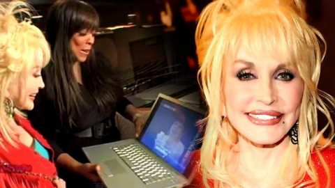 Dolly Parton Watches Taiwanese Boy Lin Yu Chun Sing 'I Will Always Love You' (VIDEO) | Country Music Videos