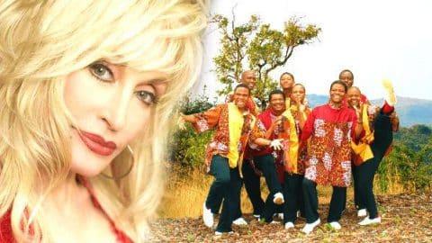 Dolly Parton and Ladysmith Black Mambazo – Knockin' On Heaven's Door (VIDEO)   Country Music Videos