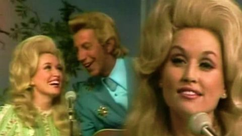 Dolly Parton and Porter Wagoner – We Found It (VIDEO) | Country Music Videos