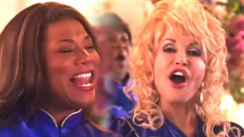 Dolly Parton and Queen Latifah – He's Everything (VIDEO) | Country Music Videos