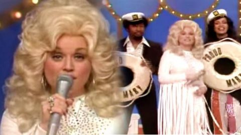 Dolly Parton with Marilyn McCoo and Billy Davis Jr. – Proud Mary (LIVE) (VIDEO) | Country Music Videos
