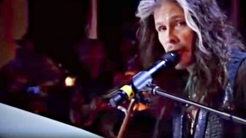 Haunting Piano Cover Of 'Dream On' Proves Steven Tyler Will Always Be Iconic | Country Music Videos