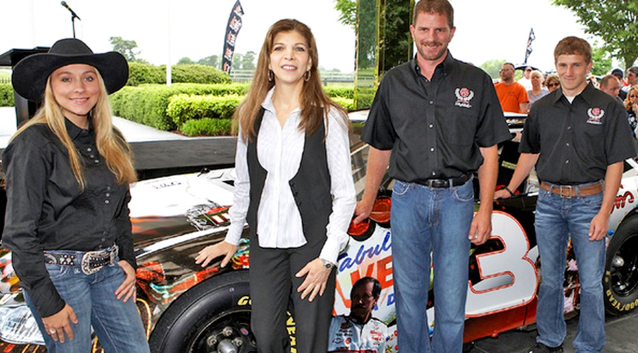 Earnhardt S Widow Wages War On Son With Statement Country Rebel Kerry, teresa earnhardt in battle over name. earnhardt s widow wages war on son with