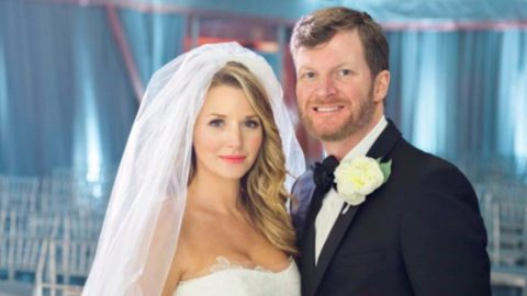 Dale Earnhardt Jr. Weds In Stunning New Year's Eve Ceremony | Country Music Videos