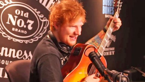 Ed Sheeran Covers Florida Georgia Line's 'Cruise' And Crushes It   Country Music Videos