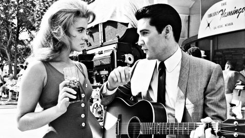 Rare Footage Surfaces Of Elvis & Ann-Margret In 'Viva Las Vegas' | Country Music Videos
