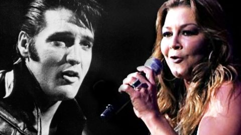 Elvis Presley & Gretchen Wilson Shine Like Stars In Magical Christmas Duet   Country Music Videos