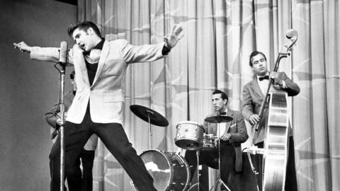 Elvis' First TV Performance Sparked A Big American Controversy | Country Music Videos
