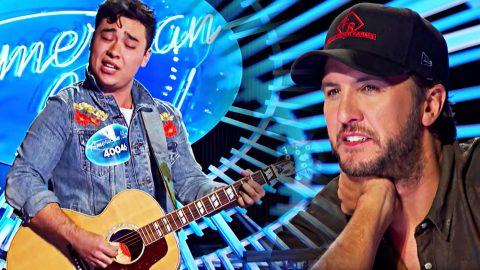 Judges Demand 2nd Song After Weak Chris Stapleton Cover Doesn't Impress | Country Music Videos