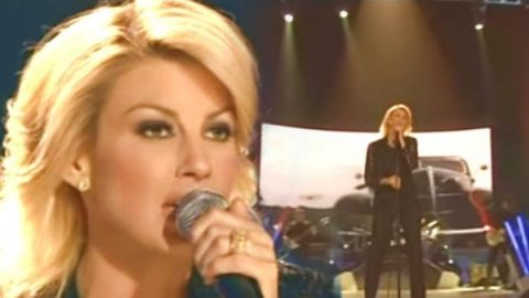 Faith Hill – 'There You'll Be' and 'Paris' (Chicago Live) (WATCH) | Country Music Videos