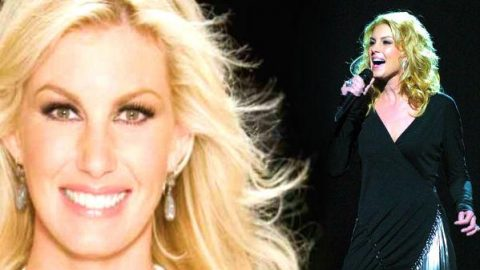 Faith Hill When The Lights Go Down Cma 2002 Live Country Rebel