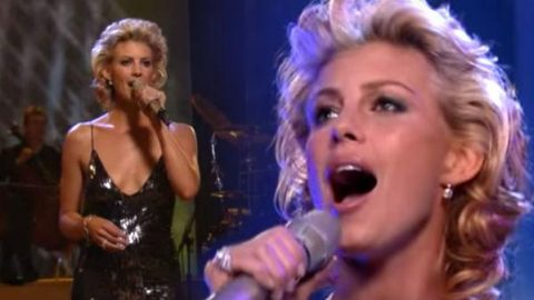Faith Hill – When The Lights Go Down (Live) (VIDEO) | Country Music Videos