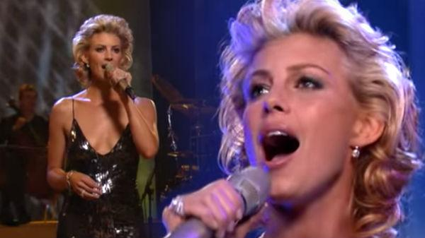 Faith Hill When The Lights Go Down Live Video Country Rebel