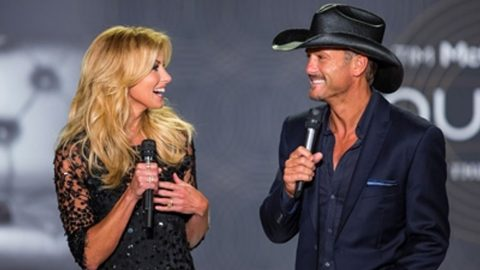 Faith Hill and Tim McGraw Discuss More Children and Rumors (CUTE!) (VIDEO) | Country Music Videos