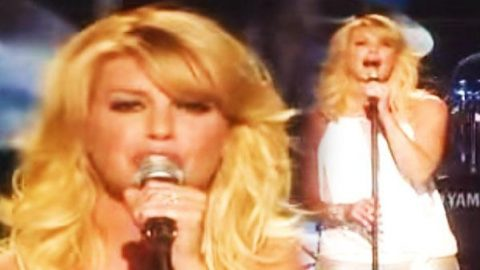 Faith Hill – Lost (LIVE) (VIDEO) | Country Music Videos