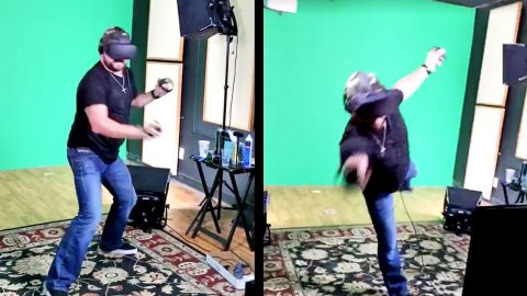 Country Star's Virtual Bar Fight Ends In Hysterical Epic Fail | Country Music Videos