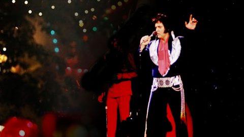 Watch Elvis Presley's Final 'Blue Christmas' Just Weeks Before Death   Country Rebel