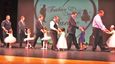 Charming Father+Daughter Dance Wins Hearts With Trace Adkins' Classic 'Then They Do' | Country Music Videos