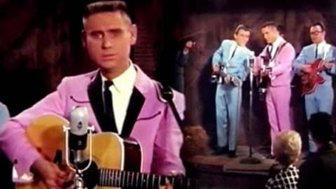 George Jones – Things Have Gone To Pieces (VIDEO) | Country Music Videos