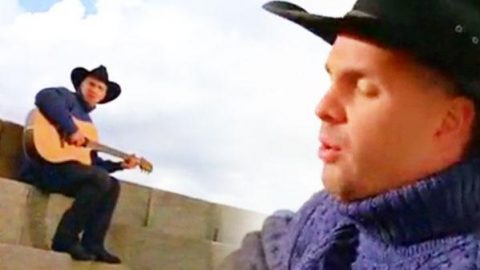 Garth Brooks – That Ol' Wind | Country Music Videos